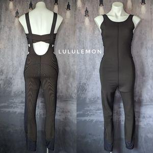 Lululemon RARE limited Onesie w/strappy back